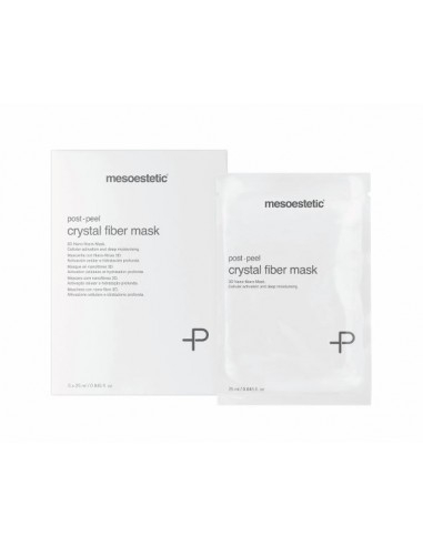MESOESTETIC CRISTAL FIBER MASK POST...
