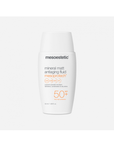 MESOESTETIC MESOPROTECH 50+ MINERAL...