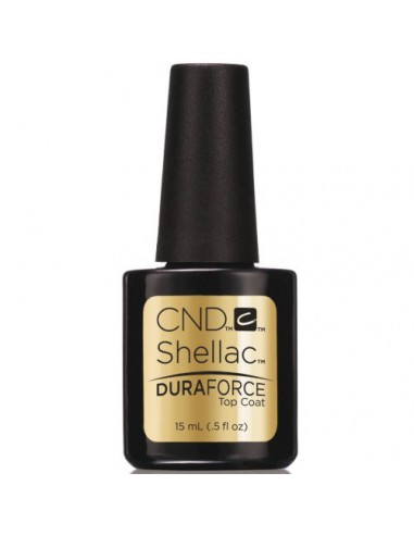 SHELLAC DURAFORCE TOP COAT 15ML.