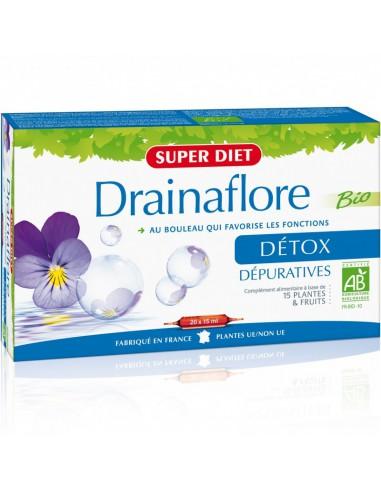 SUPER DIET DRAINAFLORE DETOX...