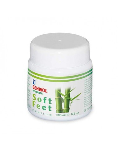 GEHWOL SOFT FEET PEELING 500ML.101121101