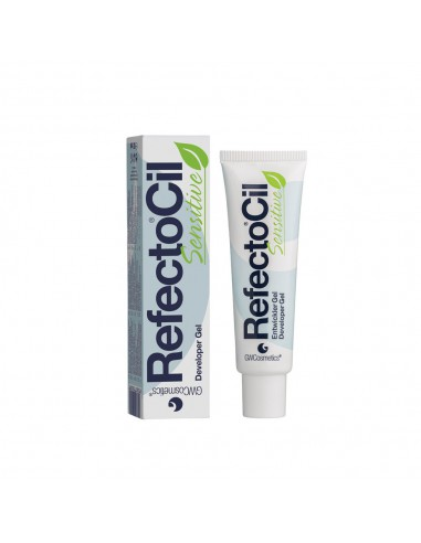 REFECTOCIL SENSITIVE DEVELOPER GEL 60ML.