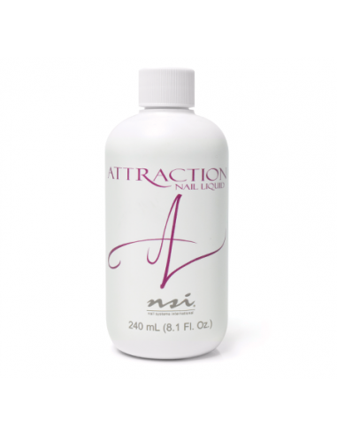 NSI ATTRACTION NAIL LIQUID 236 ML. 7125