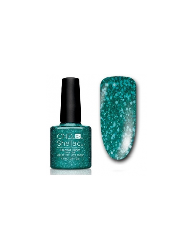 SHELLAC EMERALD LIGHTS 7ML