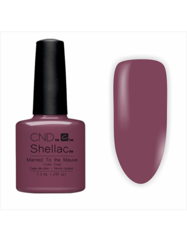 SHELLAC MARRIED TO THE MAUVE 7,3 ML.