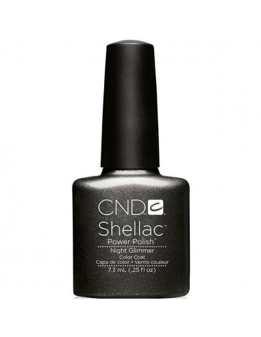 SHELLAC NIGHT GLIMMER 7,3 ML