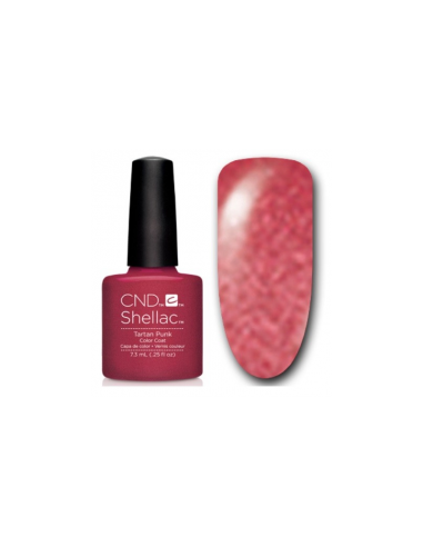 SHELLAC TARTAN PUNK 7,3ML.