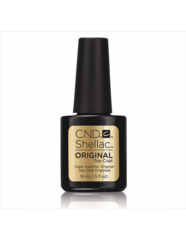 SHELLAC UV TOP COAT 15 ML