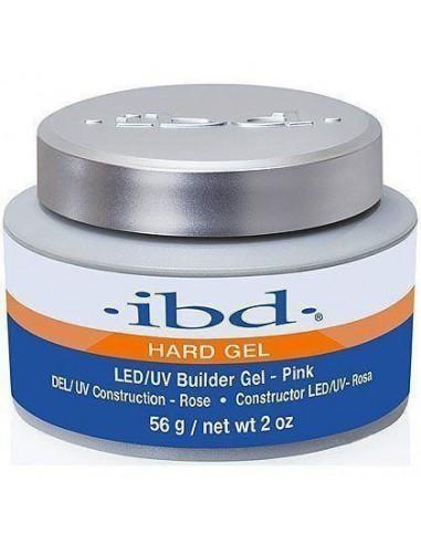 IBD LED/UV ŻEL BUILDER GEL PINK I...