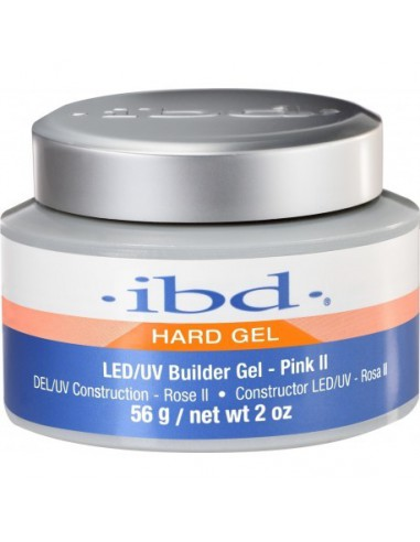 IBD LED/UV ŻEL BULDER GEL PINK II 56G...