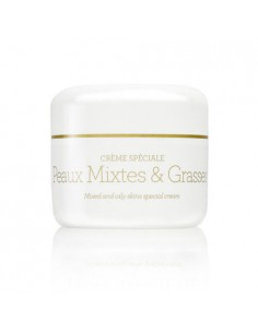 GERNETIC CREAM MIXED OILY...