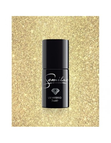 SEMILAC 037 GOLD DISCO 7ML.