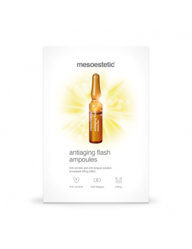MESOESTETIC AMPUŁKI AA FLASH 10X2ML
