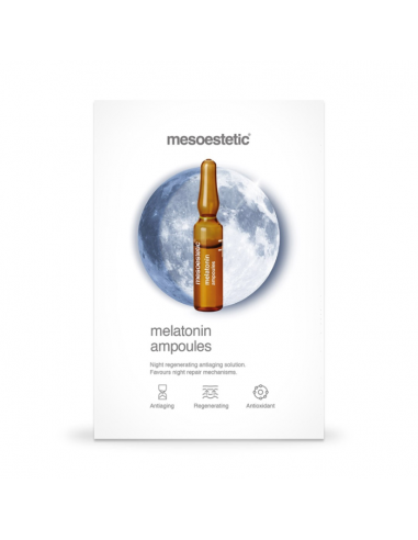 MESOESTETIC AMPUŁKI MELATONIN 10X2ML