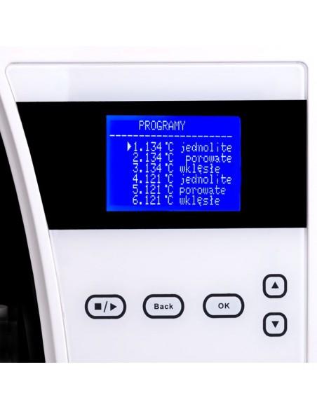 LAFOMED AUTOKLAW PREMIUM LINE LFSS23AA LCD Z DRUKARKĄ 23-L KL.B MEDYCZNA