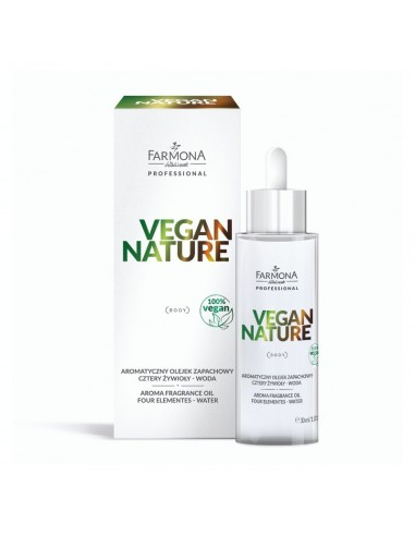 FARMONA VEGAN OLEJEK 30 ML. ZIEMIA...