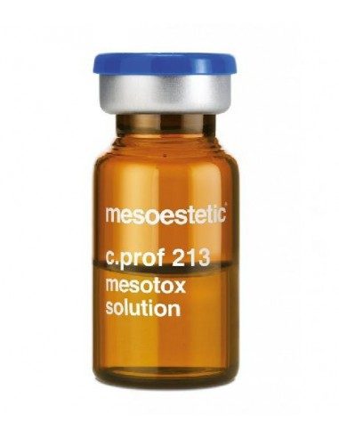 MESOESTETIC C.PROF.213 MESOTOX 5ML