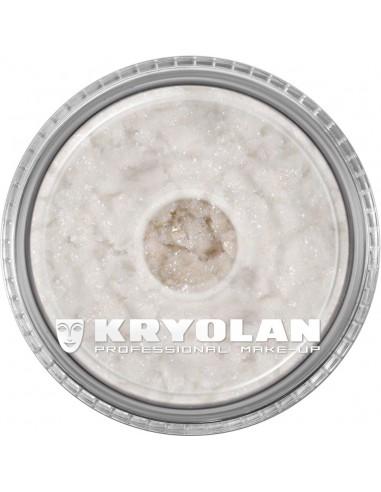 KRYOLAN PUDER GLAMOUR SPARKS BLUE 5751