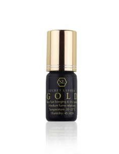 SECRET L. KLEJ GOLD 5ML.