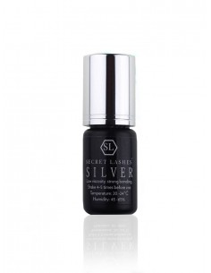 SECRET L. KLEJ SILVER 5ML.